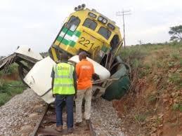 RAILWAY ABANDONED TRUCK