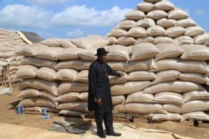 Olam-Rice-Mill-Nigeria with GEJ