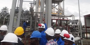 OGBELE MINI REFINERY