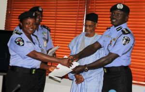 POLICE HOUSE BENEFICIARY