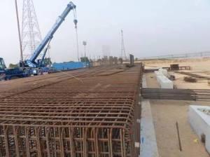 2ND NIGER BRIDGE IRON WORKS 1